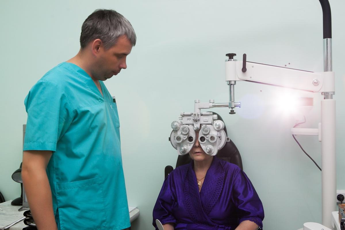 Заболевания связанные с повышением внутриглазного давления